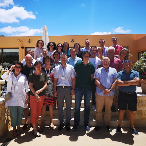 The French Speaking Working Group - June 2018